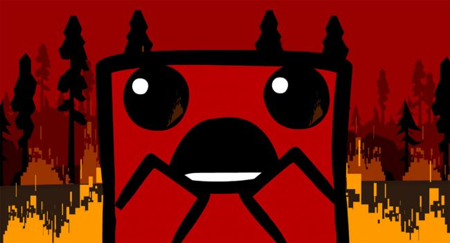 Review Super Meat Boy Forever