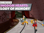 Saksikan video preview kami untuk Kingdom Hearts: Melody of Memory