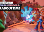 Kami punya sejumlah video gameplay Crash Bandicoot 4
