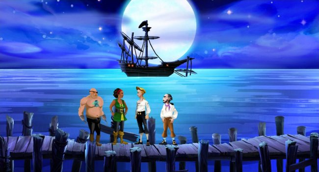 Momen Penting Dunia Gaming - The Secret of Monkey Island