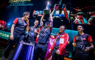 ForZe menangkan turnamen DreamHack Open Winter