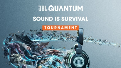 JBL Quantum Sound is Survival Tournament - Fortnite Livestream Replay