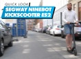 The Ninebot oleh Segway KickScooter ES2 - Quick Look