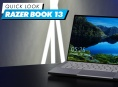Razer Book 13 - Quick Look