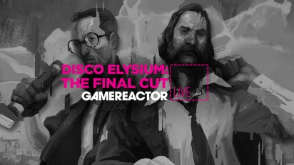 Disco Elysium: The Final Cut - Tayangan Ulang Livestream