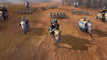 Age of Empires IV - Delhi Sultanate Reveal Trailer